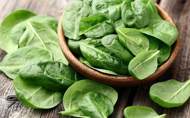 6. Vitamin E Pada Sayur Bayam