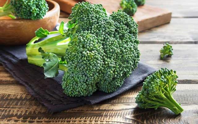 8. Vitamin E Pada Sayu Brokoli