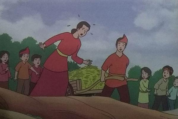 Jenis Cerita Fiksi dari Kisah Putri Tangguk