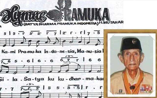 Pencipta Lagu Hymne Pramuka