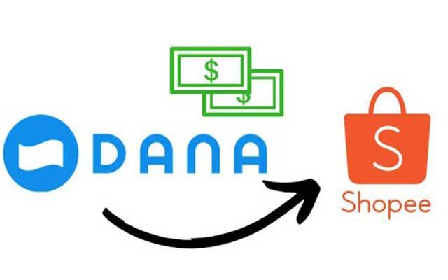 Cara Bayar Shopee Pakai Aplikasi Dana Paling Mudah