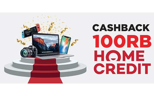 Reward Untuk Pelanggan Setia Home Credit