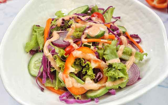 12. Salad Sayur