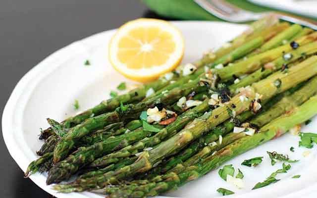 13. Asparagus