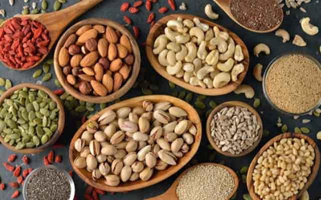 16. Kacang kacangan