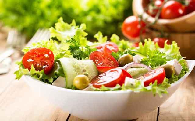 19. Aneka Sayuran