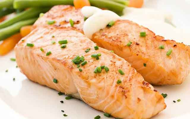 6. Salmon