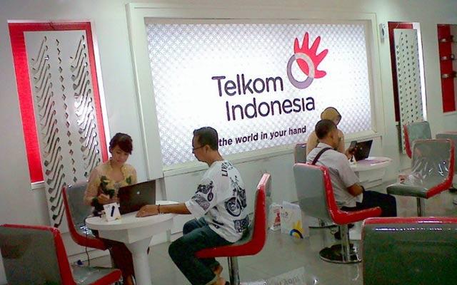 Bayar Dengan Datang Ke kantor Telkom