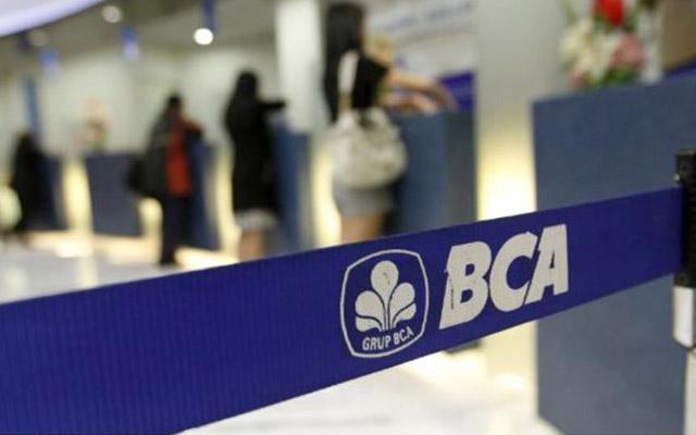 Fasilitas layanan Bank BCA