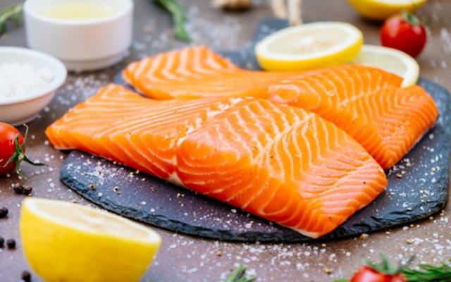 Ikan Salmon 3
