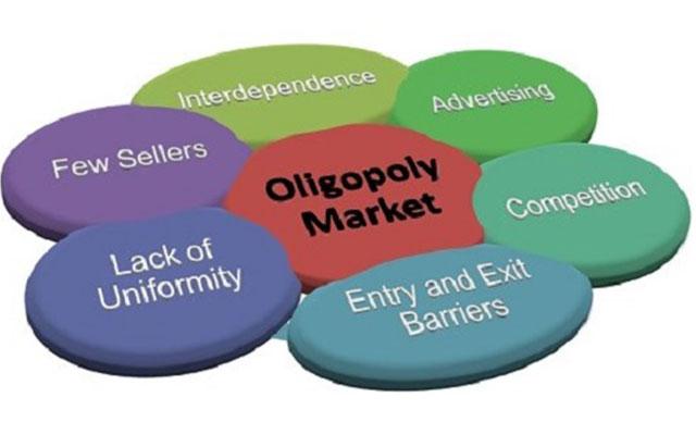 Jenis Pasar Oligopoli