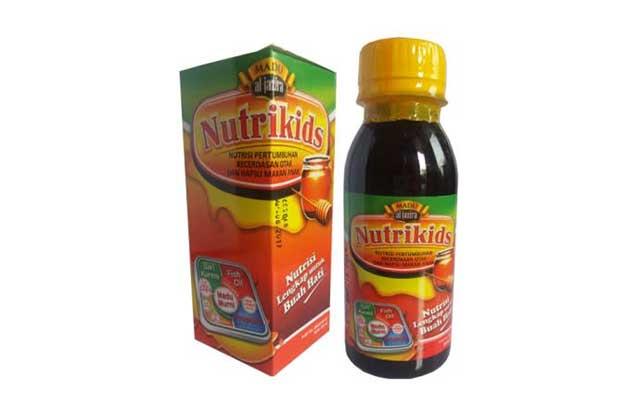 10. Madu Anak Nutrikids
