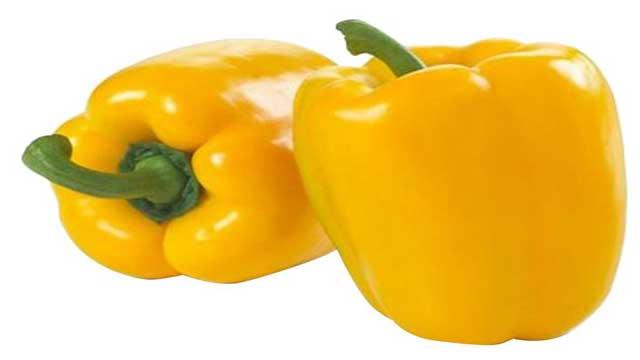 10. Paprika Kuning