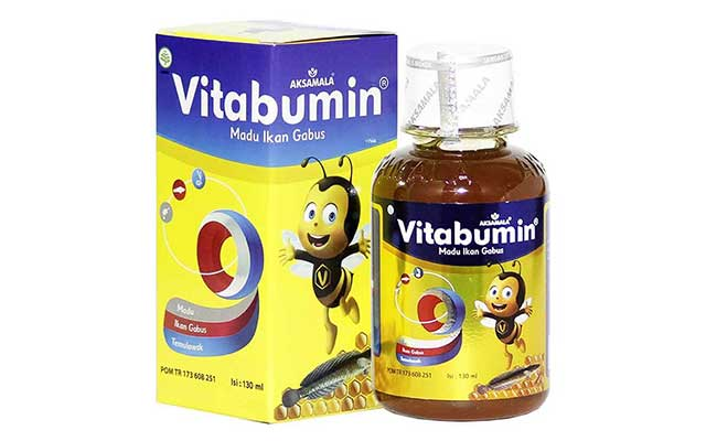 4. Madu Vitabumin