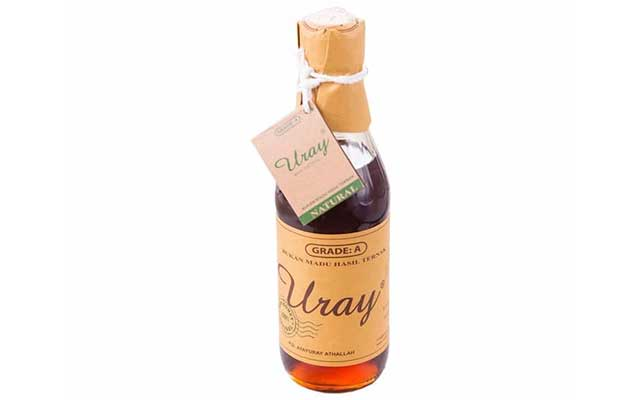 5. Uray Raw Honey Grade A