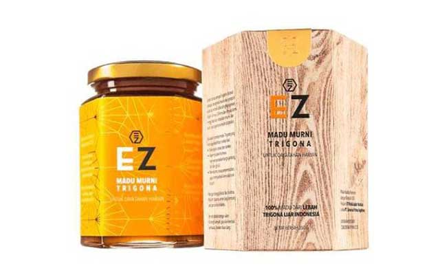 8. EZ Honey Trigona Liquid Gold