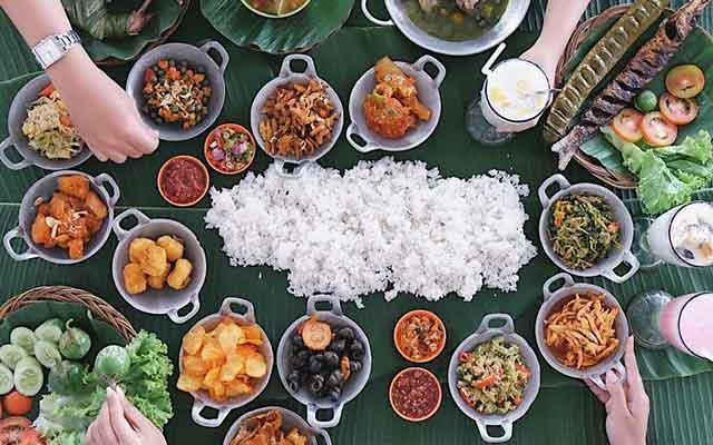 Makanan Khas Sunda Dengan Rasa Yang Lezat