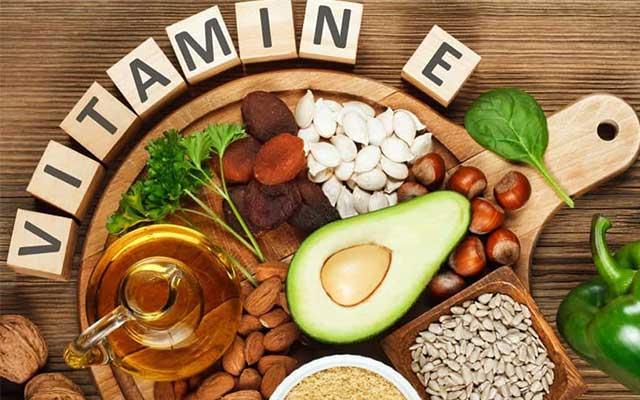 Manfaat Makanan yang Mengandung Vitamin E