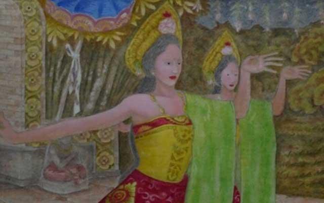 Sejarah Tari Puspanjali