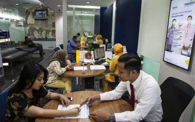1. Cara Blokir Melalui Bank Mandiri