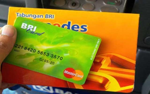 1. Kartu ATM BRI Classic