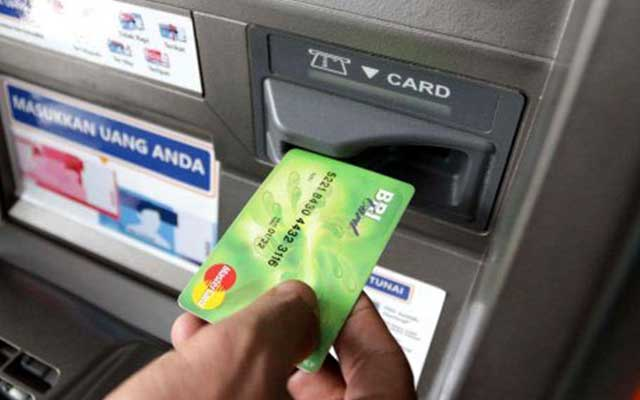 Top Up Shopeepay Lewat ATM BRI