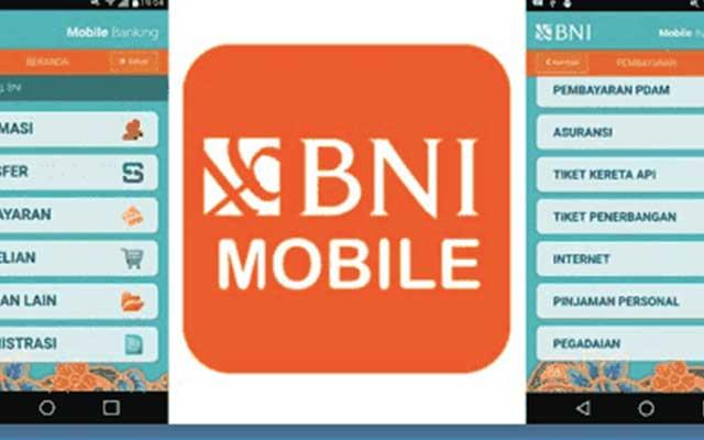 2. Cara Bayar UKT UPI Lewat Mobile Banking BNI