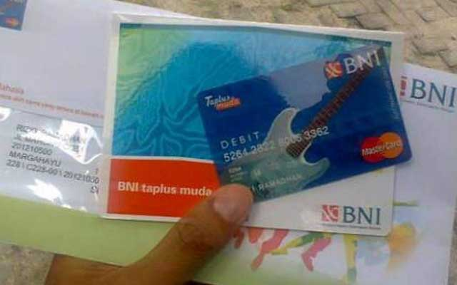 Biaya Membuat ATM BNI