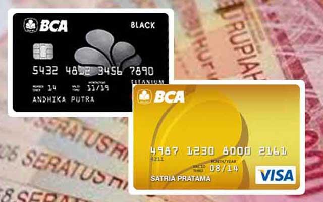 7 Cara Bayar Kartu Kredit BCA 2020 Melalui Teller, ATM ...