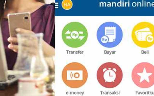 Cara Beli Token Listrik di Mandiri Online SMS Banking