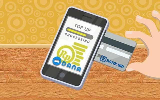 Cara Mengisi Saldo DANA Melalui Mobile Banking