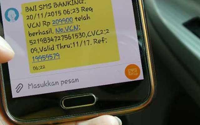 Cara Transfer SMS Banking BNI Lengkap Dengan Biaya Limit Transfer