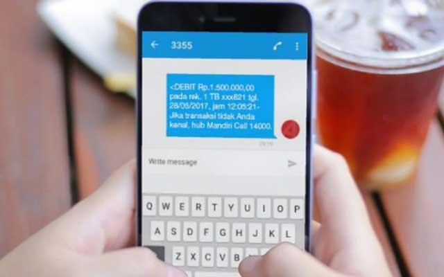 Keuntungan Cek Saldo Melalui SMS Banking