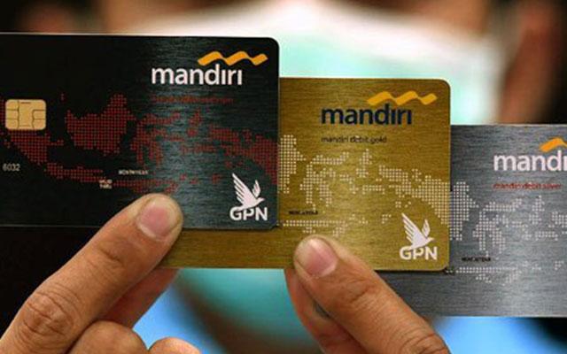 Limit Transaksi Kartu ATM Mandiri