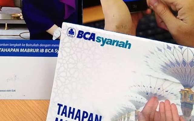 Syarat Buka Rekening BCA Syariah Semua Jenis Tabungan