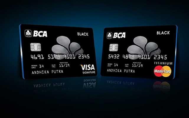 Tagihan Saat Pelunasan Kartu Kredit BCA