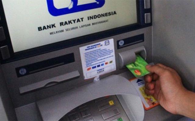 Biaya Admin Transaksi di Jaringan Mesin ATM BRI
