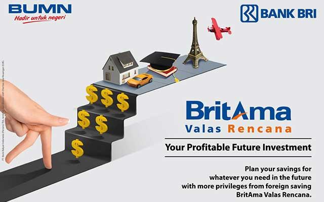 Biaya Administrasi Britama Valas