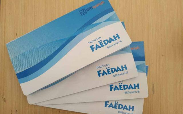 Biaya Administrasi Tabungan Faedah BRI Syariah iB