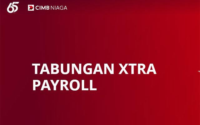 Biaya Administrasi Tabungan Xtra Payroll