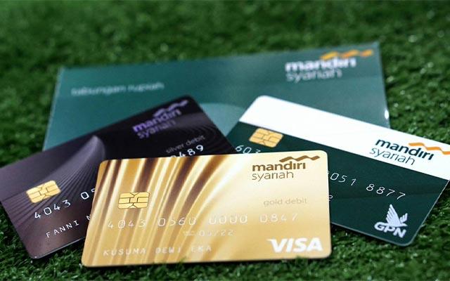 Biaya Administrasi Transaksi Mandiri Syariah Card