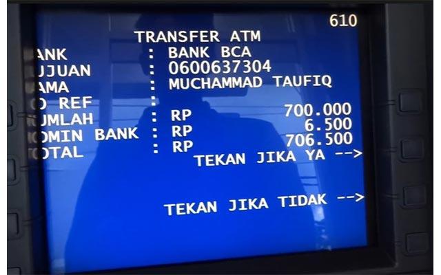 Konfirmasi Transaksi