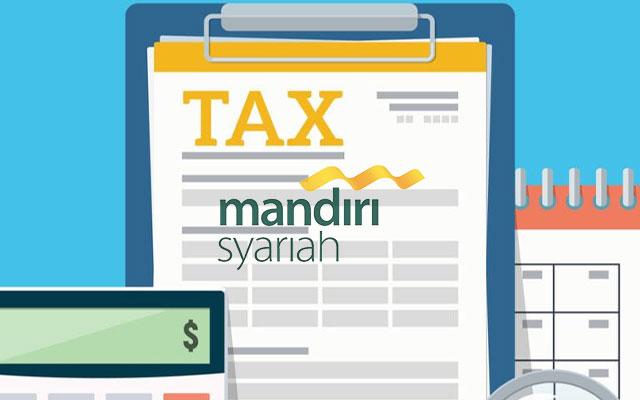 Pajak Deposito Mandiri Syariah