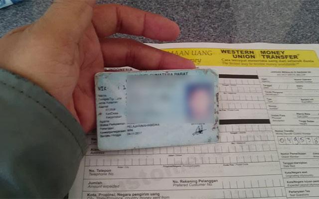 Syarat Mengambil Uang di Western Union