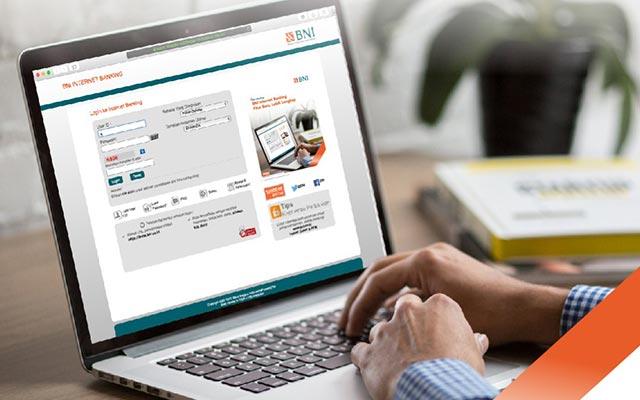 Cara Bayar SM UNY Lewat Internet Banking BNI