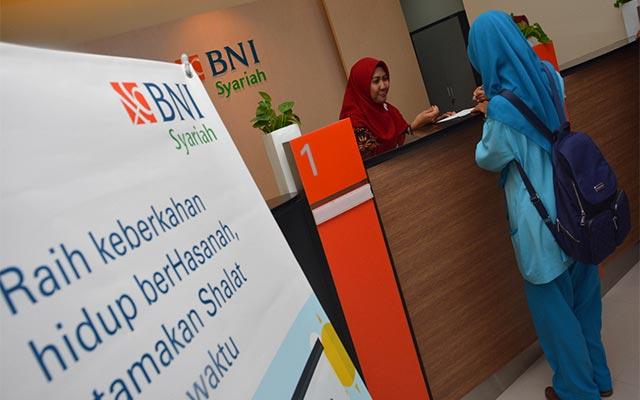 Keuntungan Bank BNI Syariah 1