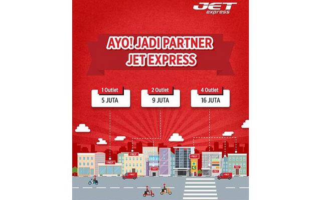 Paket Keagenan JET Express