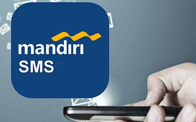 Cara Daftar SMS Banking Mandiri di ATM Kantor Cabang Mandiri