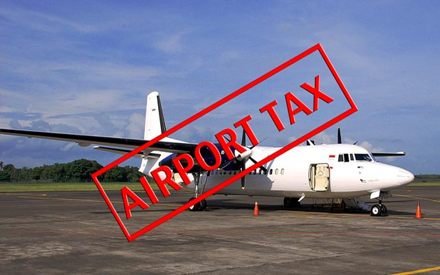 Fungsi Airport Tax