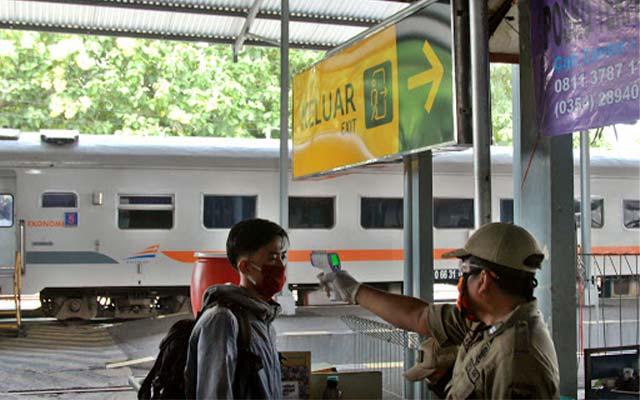 Syarat Naik Kereta Api New Normal Untuk Jarak Jauh Dekat Terbaru
